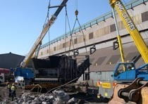 Демонтаж конструкций из металла в Минусинске